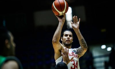 Tiebreaker Times Christian Standhardinger delivers the goods as Gilas gains QF berth Basketball Gilas Pilipinas News  Terrence Romeo Iraq (Basketball) Christian Standhardinger Chot Reyes Carl Cruz 2017 FIBA Asia Cup