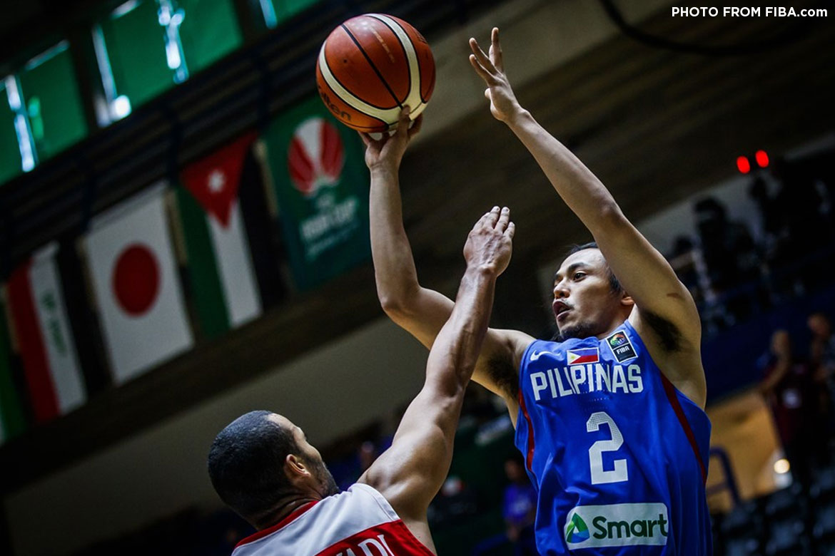 Philippine Sports News - Tiebreaker Times Gilas Pilipinas survives Jordan to salvage 7th place Basketball Gilas Pilipinas News  Terrence Romeo Matthew Wright Japeth Aguilar Chot Reyes 2017 FIBA Asia Cup