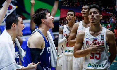 Tiebreaker Times Gilas Pilipinas to face arch-rival South Korea in Asia Cup QF Basketball Gilas Pilipinas News  2017 FIBA Asia Cup
