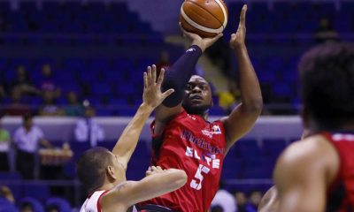 Tiebreaker Times Henry Walker comes through against Phoenix as Blackwater ends six-game slide Basketball News PBA  RJ Jazul Phoenix Fuel Masters PBA Season 42 Mike DiGregorio Mark Borboran Leo Isaac Henry Walker Eugene Phelps Blackwater Elite Ariel Vanguardia 2017 PBA Governors Cup