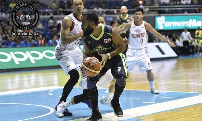 Tiebreaker Times Terrence Romeo-less Globalport picks up 2nd win, hands KIA 7th loss Basketball News PBA  Stanley Pringle Reden Celda PBA Season 42 Murphey Holloway Mike Cortez Markeith Cummings Mac Baracael Kia Picanto Globalport Batang Pier Chris Gavina 2017 PBA Governors Cup