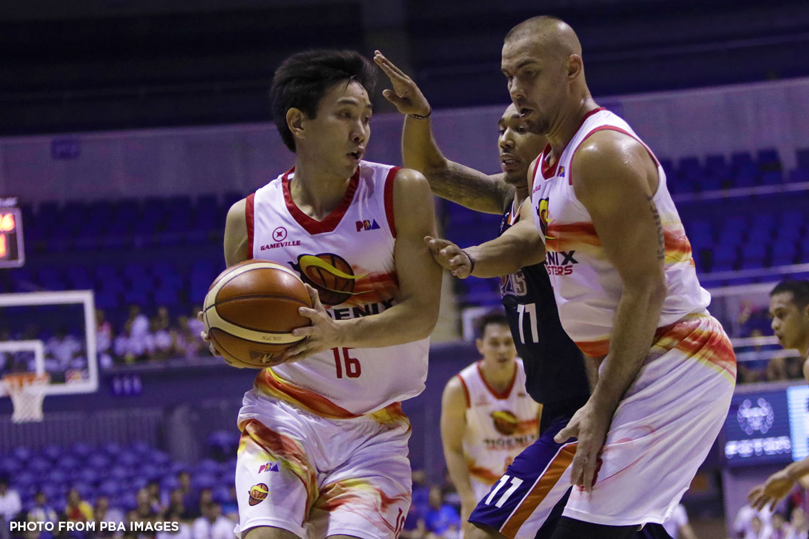 Philippine Sports News - Tiebreaker Times Ariel Vanguardia sees more improvement from Jeff Chan after debut Basketball News PBA  Phoenix Fuel Masters pba seaspn 42 Jeff Chan Ariel Vanguardia 2017 PBA Governors Cup