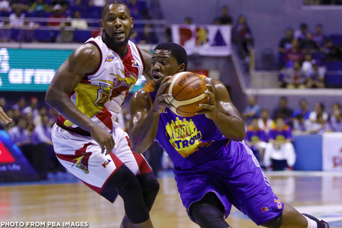 Philippine Sports News - Tiebreaker Times Weeks after Comm's Cup Finals fiasco, Mike Craig humbled after facing SMB Basketball News PBA  TNT Katropa PBA Season 42 Michael Craig 2017 PBA Governors Cup