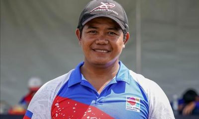 Tiebreaker Times Marton Dela Cruz takes two bronzes for Team Philippines 2017 SEA Games Archery News  Paul Marton Dela Cruz Joseph Benjamin Vicencio Earl Benjamin Yap 2017 SEA Games - Archery
