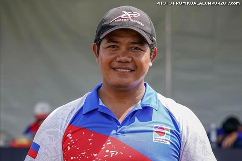 Philippine Sports News - Tiebreaker Times Marton Dela Cruz takes two bronzes for Team Philippines 2017 SEA Games Archery News  Paul Marton Dela Cruz Joseph Benjamin Vicencio Earl Benjamin Yap 2017 SEA Games - Archery