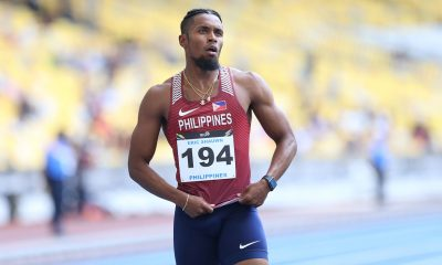 Tiebreaker Times Eric Cray, Athletics team out to end 24-year medal drought News Track & Field  Trenten Beram Philip Juico Mary Joy Tabal Marestella Torres-Sunang Marco Vilog Kristina Knott Janry Ubas Harry Diones Francis Medina Eric Cray EJ Obiena Clinton Kingsley Bautista aries toledo Anfernee Lopena 2018 Asian Games-Athletics 2018 Asian Games