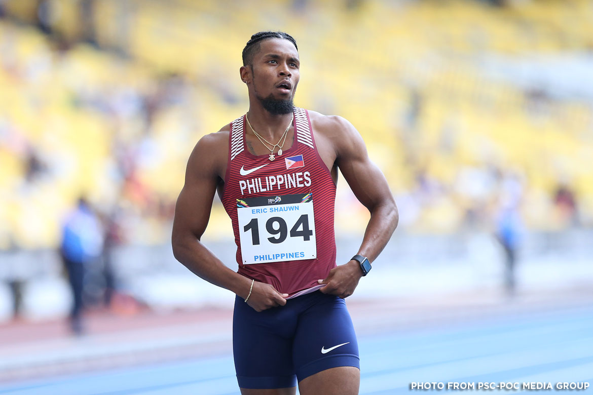 Philippine Sports News - Tiebreaker Times Eric Cray brings home 400M hurdles gold, guts out silver in 100M 2017 SEA Games News Track & Field  Eric Cray 2017 SEA Games - Athletics
