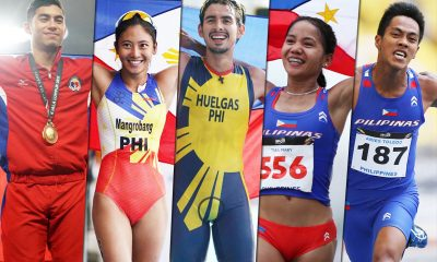 Tiebreaker Times Athletics and Triathlon teams shine in Team Philippines' campaign 2017 SEA Games News Track & Field Triathlon  Trenten Beram PATAFA Nikko Huelgas Mary Joy Tabal Kim Mangrobang Eric Cray aries toledo 2017 SEA Games - Triathlon 2017 SEA Games - Athletics