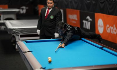 Tiebreaker Times Carlo Biado learns from greats 'Bata', 'Django' 2017 SEA Games Billiards News  Carlo Biado 2017 SEA Games - Billiards