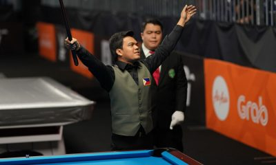 Tiebreaker Times Carlo Biado seals 9-ball singles sweep for Philippines 2017 SEA Games Billiards News  Carlo Biado 2017 SEA Games - Billiards