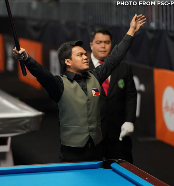Tiebreaker Times Carlo Biado wins World 9-ball Championship Billiards News  Carlo Biado