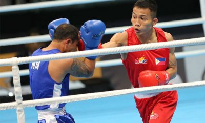 Tiebreaker Times Mario Fernandez seeks gold in second Asiad campaign Boxing News  Mario Fernandez 2018 Asian Games-Boxing 2018 Asian Games