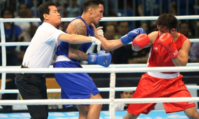 Tiebreaker Times John Marvin's SEAG reign ends 2019 SEA Games Boxing News  Rogen Ladon John Marvin Charly Suarez 2019 sea games - boxing 2019 SEA Games