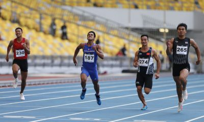 Tiebreaker Times Aries Toledo, Trenten Beram have debut to remember 2017 SEA Games News Track & Field  Trentan Beram aries toledo 2017 SEA Games - Athletics