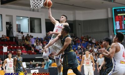 Tiebreaker Times Kobe Paras set to join 23 for 2023 cadets for Premier Cup Basketball Gilas Pilipinas News  Ronald Mascarinas Kobe Paras Chot Reyes Chooks-to-Go 2018 Filoil Premier Cup