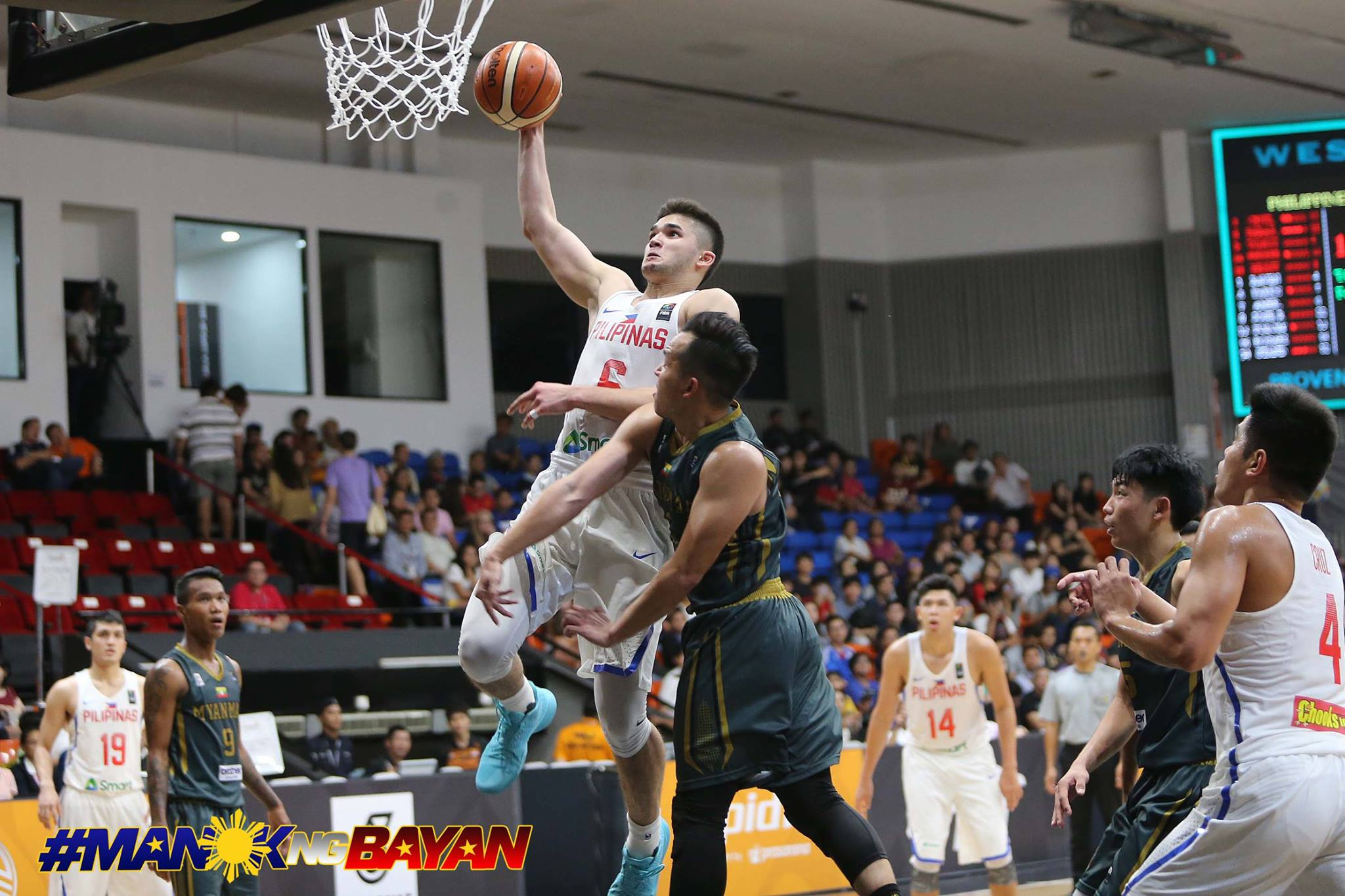 Philippine Sports News - Tiebreaker Times Kobe Paras set to join 23 for 2023 cadets for Premier Cup Basketball Gilas Pilipinas News  Ronald Mascarinas Kobe Paras Chot Reyes Chooks-to-Go 2018 Filoil Premier Cup