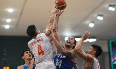 Tiebreaker Times Gilas Pilipinas get physical with Malaysia, sweep Group A 2017 SEA Games Basketball News  Malaysia (Basketball) Kobe Paras Jong Uichico Christian Standhardinger 2017 SEA Games - Basketball