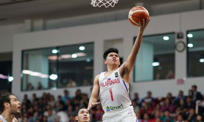 Tiebreaker Times Fourth SEA Games gold the sweetest for Kiefer Ravena 2017 SEA Games Basketball Gilas Pilipinas News  Kiefer Ravena 2017 SEA Games - Basketball