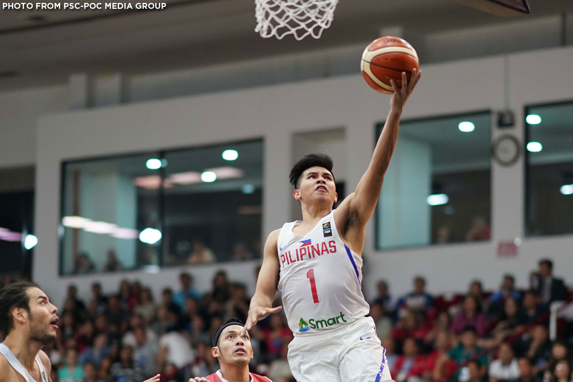 Philippine Sports News - Tiebreaker Times Fourth SEA Games gold the sweetest for Kiefer Ravena 2017 SEA Games Basketball Gilas Pilipinas News  Kiefer Ravena 2017 SEA Games - Basketball