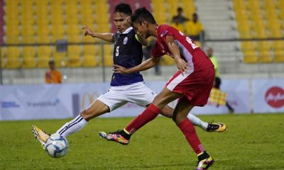 Tiebreaker Times Philippines suffers first loss against powerhouse Indonesia 2017 Asian Women's Football News  RJ Joyel Marlon Maro 2017 SEA Games - Football