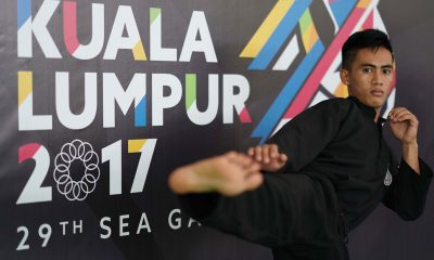 Tiebreaker Times Dines Dumaan, Jefferson Loon cop bronze in Pencak Silat News Pencak Silat  Jefferson Loon Dines Dumaan 2018 Asian Games-Pencak Silat 2018 Asian Games