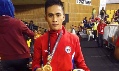 Tiebreaker Times Dines Dumaan pluck Philippines' first pencak silat gold 2017 SEA Games News  Dines Dumaan 2017 SEA Games - Pencak silat