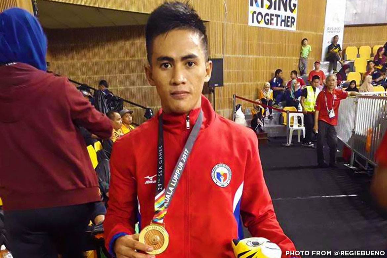 Philippine Sports News - Tiebreaker Times Dines Dumaan pluck Philippines' first pencak silat gold 2017 SEA Games News  Dines Dumaan 2017 SEA Games - Pencak silat