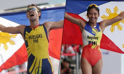 Tiebreaker Times Triathlon coach tempers expectations on Nikko Huelgas, Kim Mangrobang News Triathlon  Triathlon Association of the Philippines Nikko Huelgas Mark Hosana Kim Mangrobang Kim Kilgroe John Chicano Claire Adorna Annie de Leon-Brown 2018 Asian Games-Triathlon 2018 Asian Games