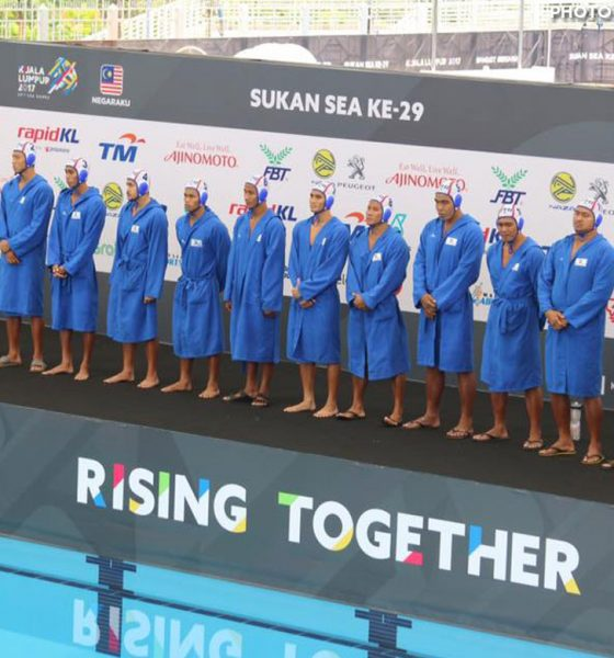 Tiebreaker Times Philippines falls to Indonesia in Men's Water Polo, finishes out of the podium 2017 SEA Games News Water Polo  Reynaldo Salonga Jr. Mummar Alamara Dale Evangelista 2017 SEA Games - Water Polo