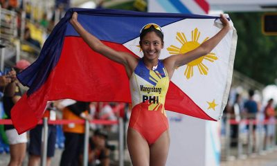 Tiebreaker Times Kim Mangrobang, Claire Adorna complete Philippines' triathlon domination 2017 SEA Games News Triathlon  Kim Mangrobang Claire Adorna 2017 SEA Games - Triathlon