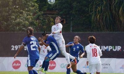 Tiebreaker Times PWFT coach Let Dimzon pins fatigue on Vietnam loss 2017 SEA Games Football News  Let Dimzon 2017 SEA Games - Football