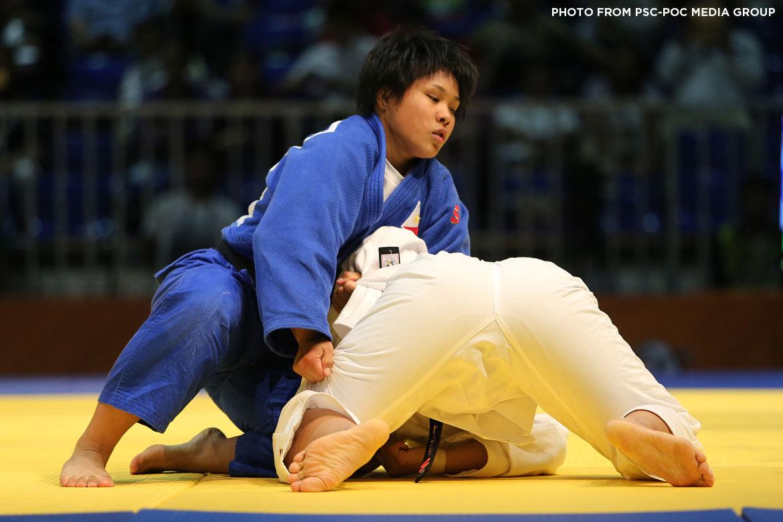 Tiebreaker Times PJF has big plans for judo wunderkind Mariya Takahashi 2017 SEA Games Judo News  Philippine Judo Federation Mariya Takahashi 2017 SEA Games - Judo