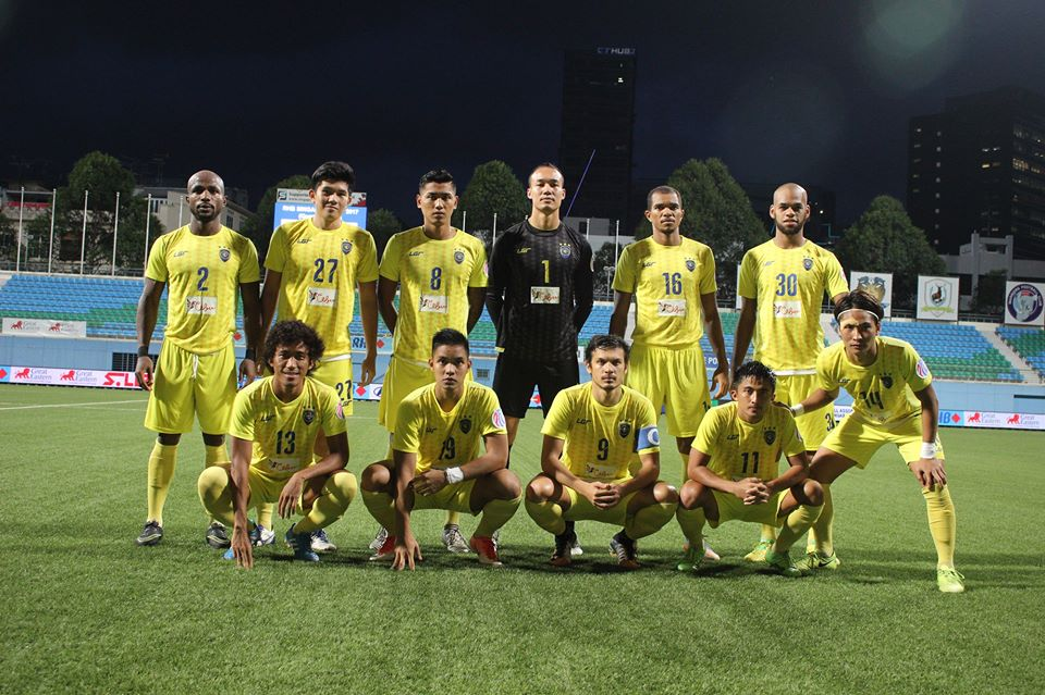 Philippine Sports News - Tiebreaker Times Paolo Salenga shines as Global-Cebu whips Boeung Ket Angkor anew Football News PFL  Paolo Salenga Misagh Bahadoran Akbar Nawas 2017 Singapore Cup