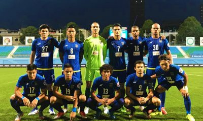 Tiebreaker Times Darryl Roberts salvages draw for undermanned Global-Cebu in Singapore Cup semis Football News PFL  Patrick Deyto Hougang United FC Global-Cebu FC Darryl Roberts Akbar Nawas 2017 Singapore Cup
