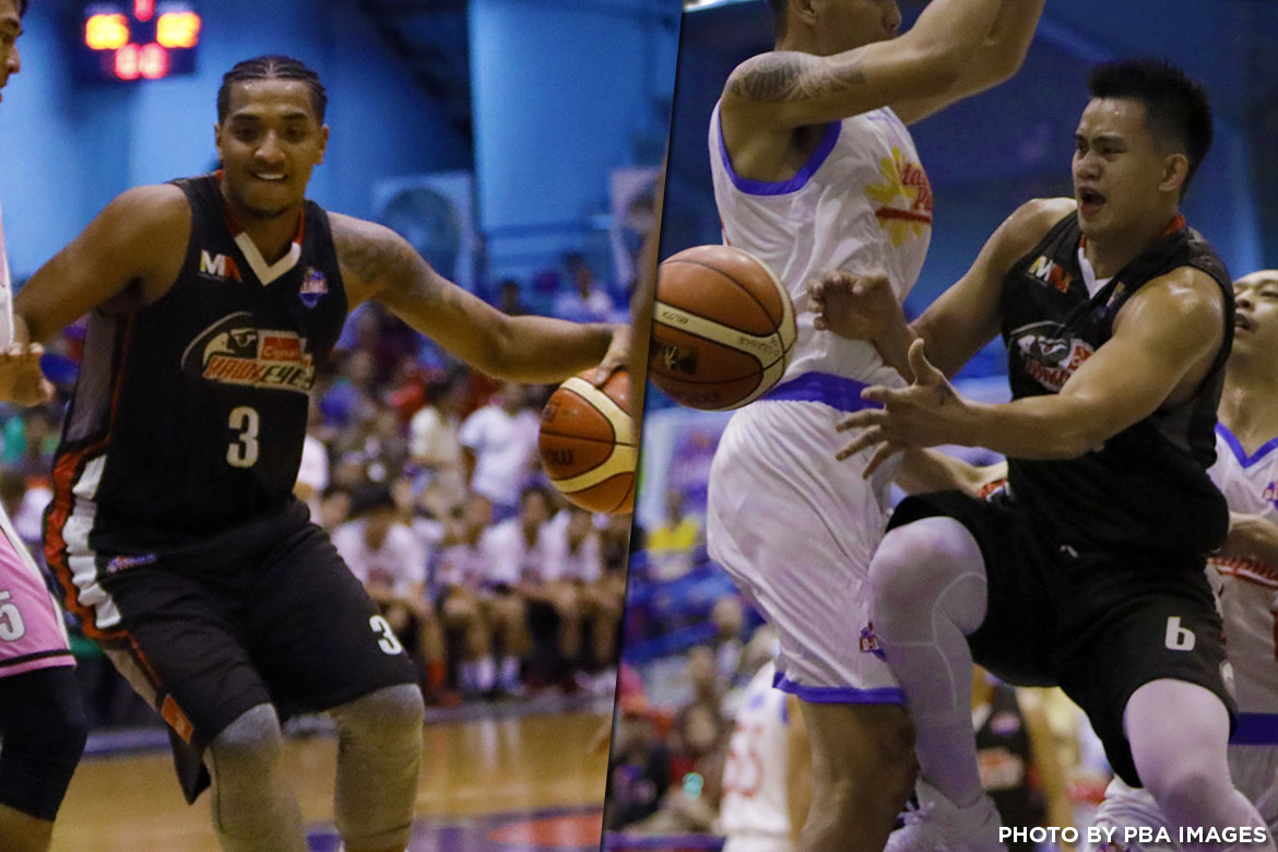 Philippine Sports News - Tiebreaker Times Jason Perkins on Raymar Jose: 'I need to wait for him but walang forever' Basketball News PBA D-League  Raymar Jose Jason Perkins Cignal HD Hawkeyes 2017 PBA D-League Season 2017 PBA D-League Foundation Cup