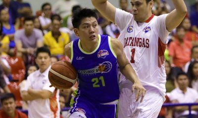 Tiebreaker Times Jeron Teng downplays triple-double record, focuses on championship Basketball News PBA D-League  Jeron Teng Flying V Thunder 2017 PBA D-League Season 2017 PBA D-League Foundation Cup