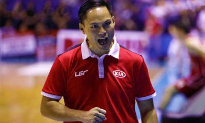 Tiebreaker Times Chris Gavina on losses: 'Let's say everything's been conventional so far' Basketball News PBA  PBA Season 43 Kia Picanto Chris Gavina 2017-18 PBA Philippine Cup