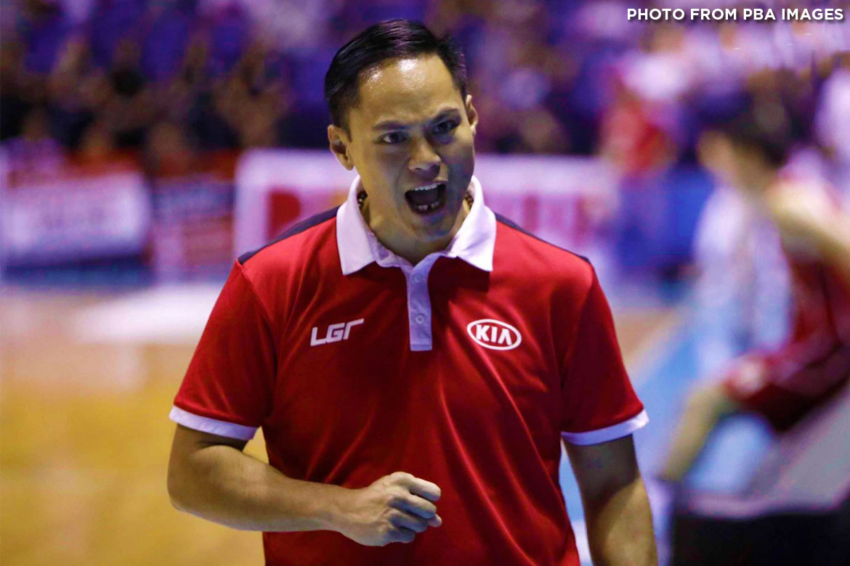 Philippine Sports News - Tiebreaker Times If Chris Gavina had his way, Kia keeps top pick Basketball News PBA  PBA Season 43 Kia Picanto Chris Gavina 2017 PBA Draft