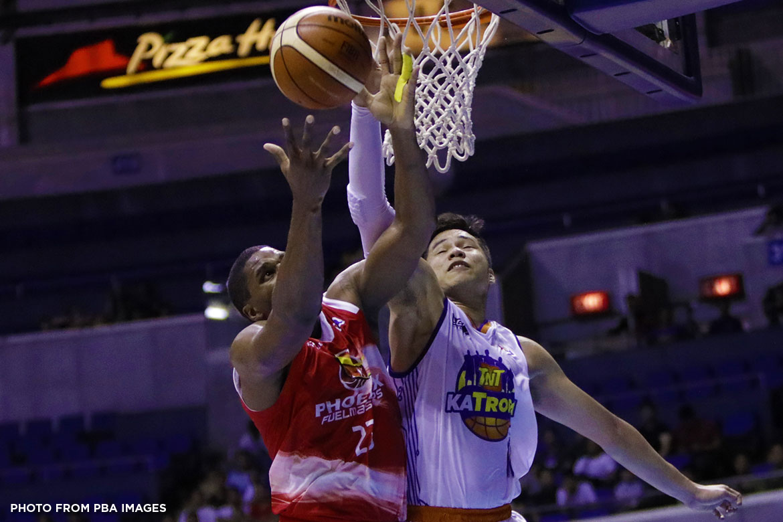 Philippine Sports News - Tiebreaker Times After Gilas duties, Roger Pogoy shifts sight back to TNT Basketball News PBA  TNT Katropa Roger Pogoy PBA Season 42 2017 PBA Governors Cup