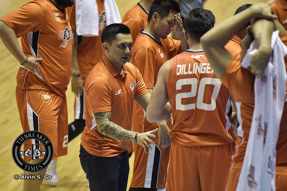 Philippine Sports News - Tiebreaker Times Black confident Alapag will be a good coach for Alab ABL Alab Pilipinas Basketball News PBA  PBA Season 42 Norman Black Meralco Bolts Jimmy Alapag 2017-18 ABL Season 2017 PBA Governors Cup