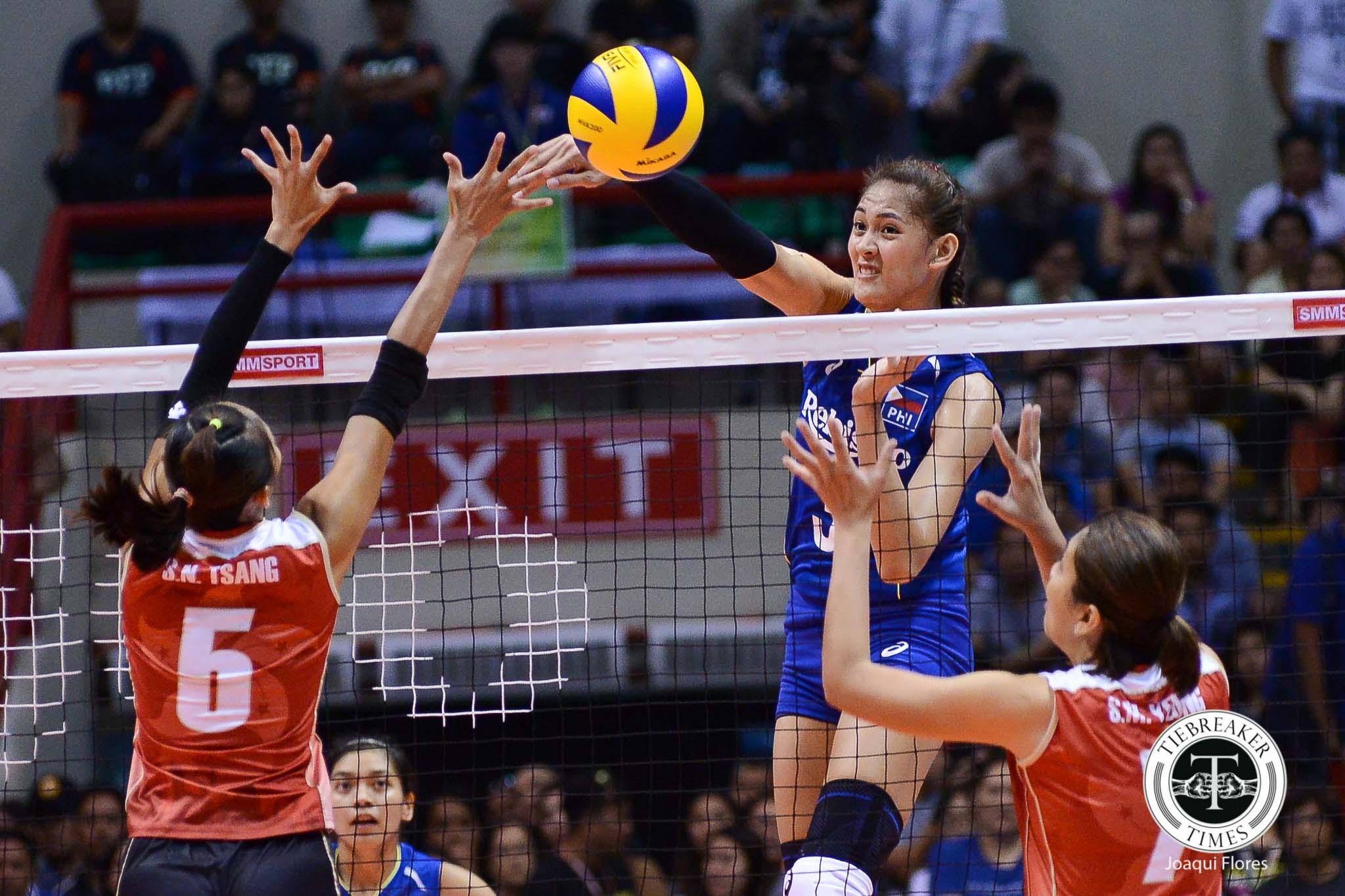 AVC-Seniors-Philippines-vs.-HKG-Santiago-2995 Santiago, Bagunas, Espejo to miss AVC club tourneys News Volleyball  - philippine sports news