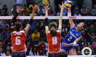 Tiebreaker Times Philippines sweeps Hong Kong to begin Asian Seniors campaign 2017 Asian Women's News Volleyball  Wing Lam Chim Kim Fajardo Jaja Santiago Hong Kong (Volleyball) Francis Vicente Denden Lazaro Alyssa Valdez