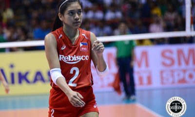 Tiebreaker Times Alyssa Valdez on humbling SEA Games experience, future plans 2017 SEA Games News Volleyball  Creamline Cool Smashers Alyssa Valdez 2017 SEA Games - Volleyball