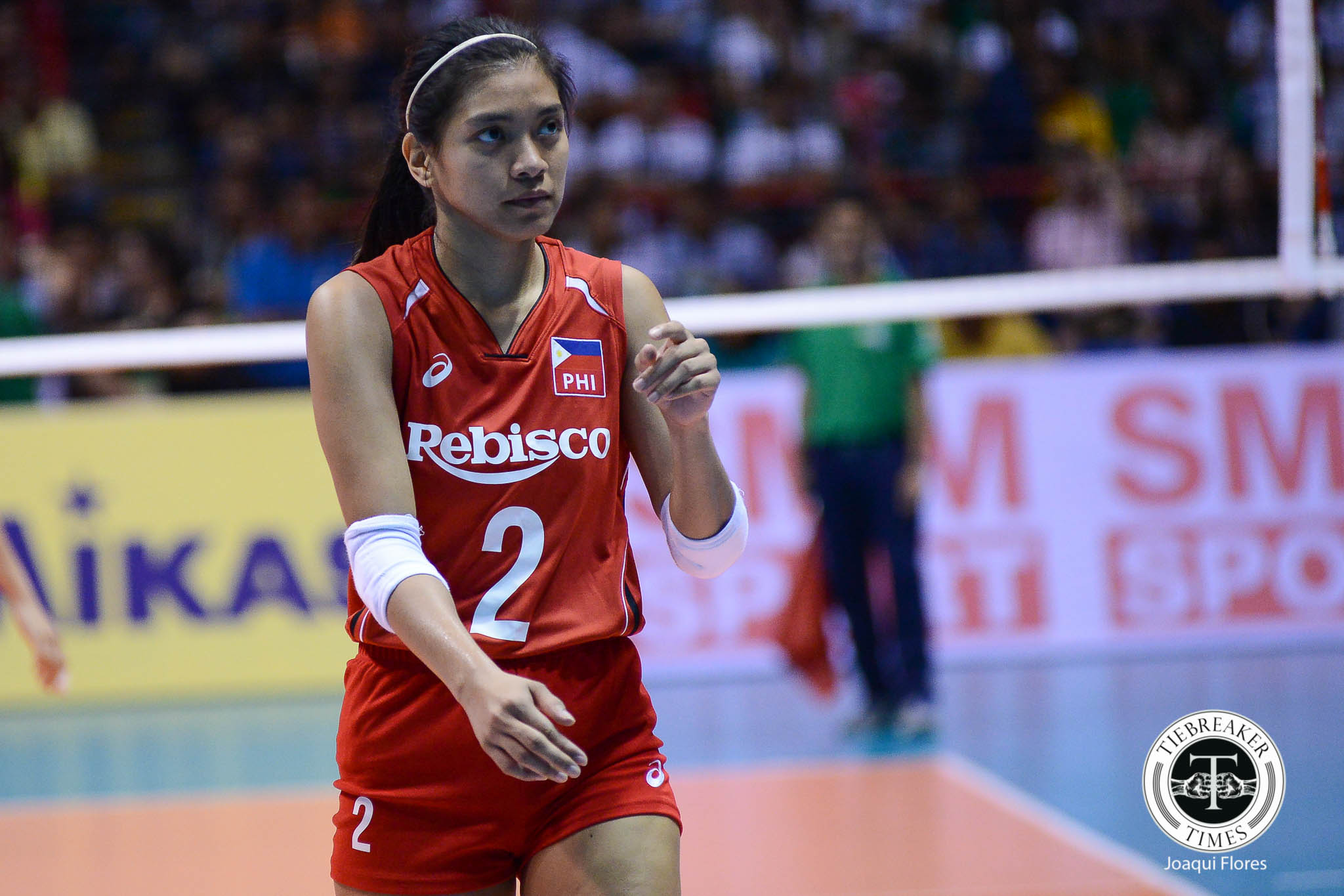 Philippine Sports News - Tiebreaker Times Alyssa Valdez on humbling SEA Games experience, future plans 2017 SEA Games News Volleyball  Creamline Cool Smashers Alyssa Valdez 2017 SEA Games - Volleyball