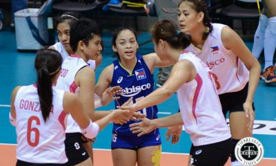 Tiebreaker Times Dawn Macandili hailed among Asia's best 2017 Asian Women's News Volleyball  Risa Shinnabe Nootsara Tomkom Nana Iwasaka Moksri Chachu-on Mako Kobata Kim Yeon Koung Jin Ye Hattaya Bamrungsuk Dawn Macandili