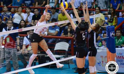 Tiebreaker Times Alyssa Valdez feels lucky to have played against full-force Thailand 2017 Asian Women's News Volleyball  Alyssa Valdez