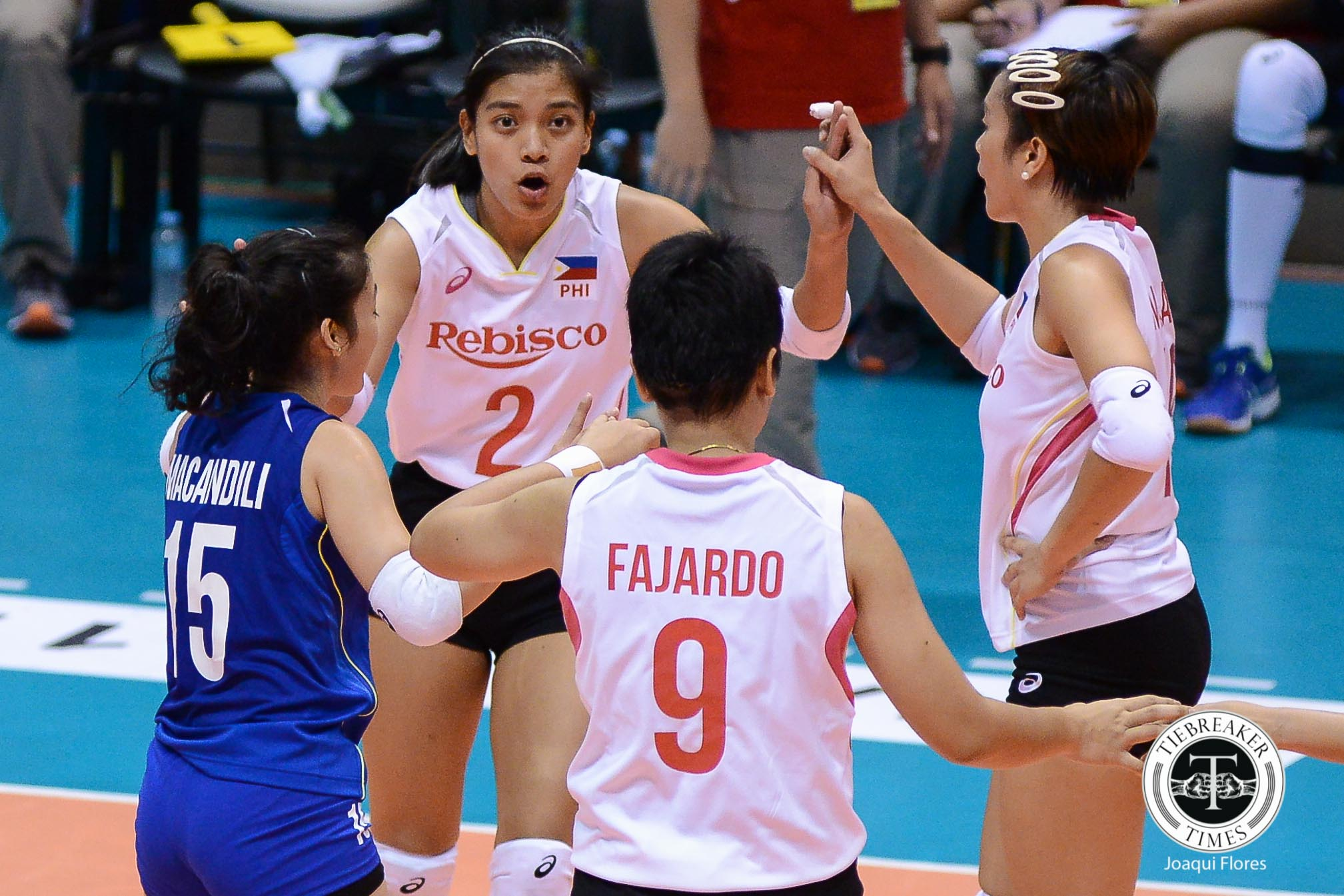 Philippine Sports News - Tiebreaker Times Women's Volleyball Team looks to open campaign with convincing win against Malaysia 2017 SEA Games News Volleyball  Francis Vicente 2017 SEA Games - Volleyball