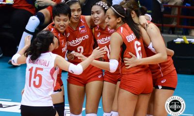 Tiebreaker Times The National Team never stopped believing 2017 Asian Women's News Volleyball  Francis Vicente Dawn Macandili Alyssa Valdez