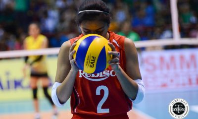 Tiebreaker Times Alyssa Valdez keeping positive outlook heading into SEA Games 2017 SEA Games News Volleyball  Alyssa Valdez 2017 SEA Games - Volleyball