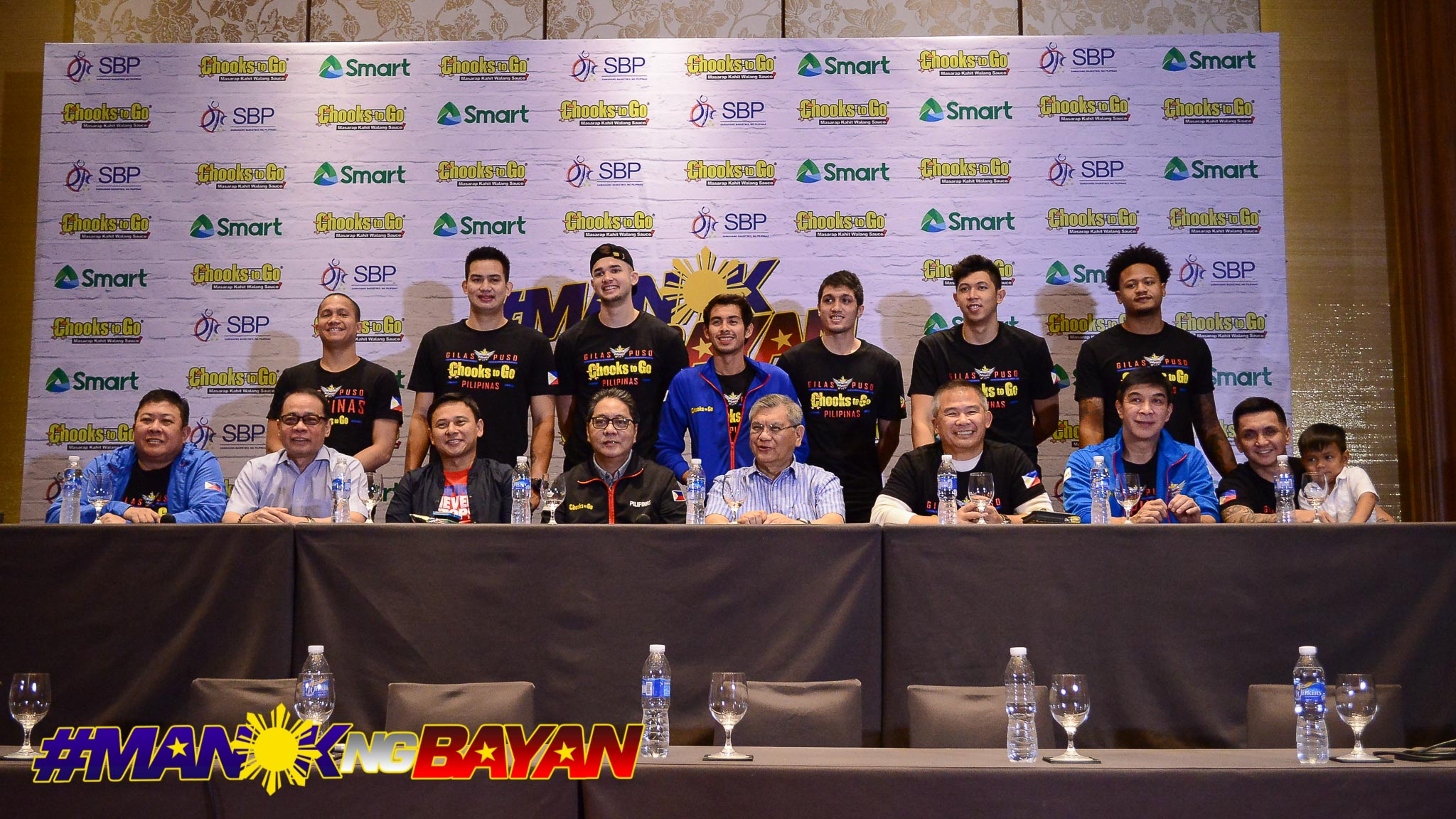 Tiebreaker Times Chot Reyes looks to expand Gilas pool with amateurs Basketball Gilas Pilipinas News  Chot Reyes 2019 FIBA World Cup Qualifiers
